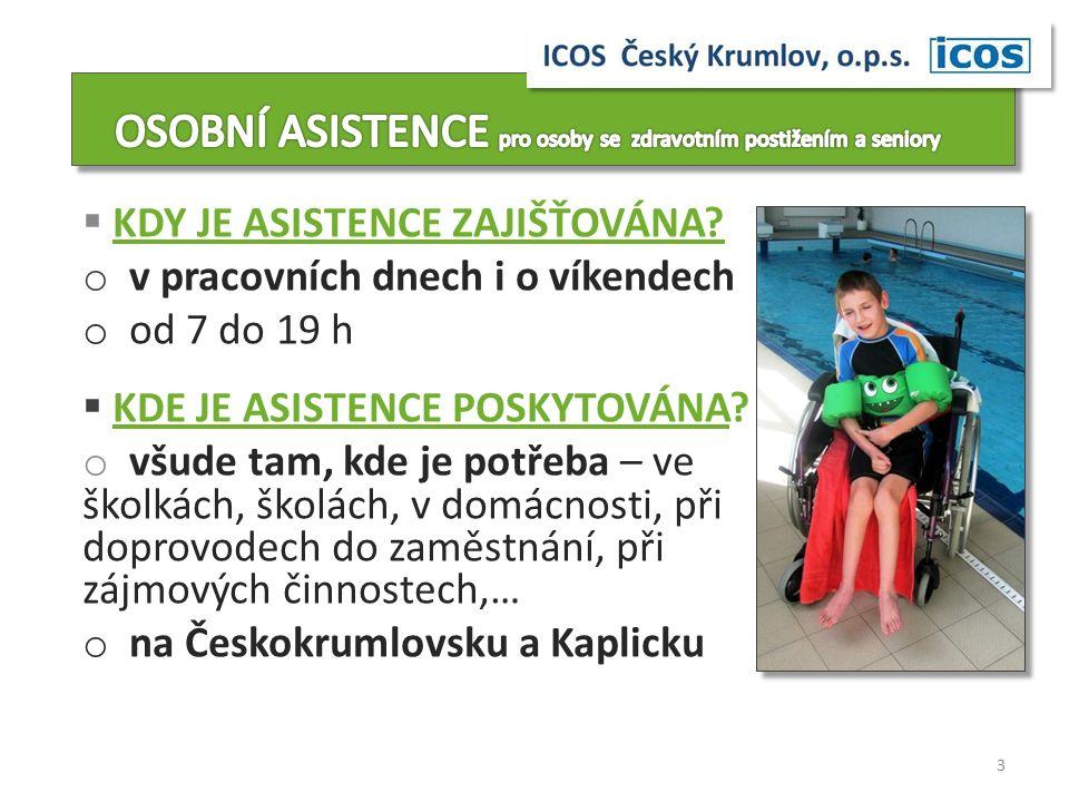 OSOBNÍ ASISTENCE POMÁHÁ: o při zvládání běžných úkonů o při osobní hygieně, při zajištění stravy o při zajištění chodu domácnosti o výchovné vzdělávací a aktivizační činnosti o zprostředkování kontaktu … o při uplatňování práv, oprávněných zájmů a při obstarávání osobních záležitostí o možné jsou i další smluvní služby 4