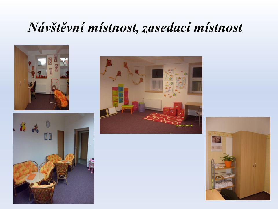 Návštěvní místnost, zasedací místnost
