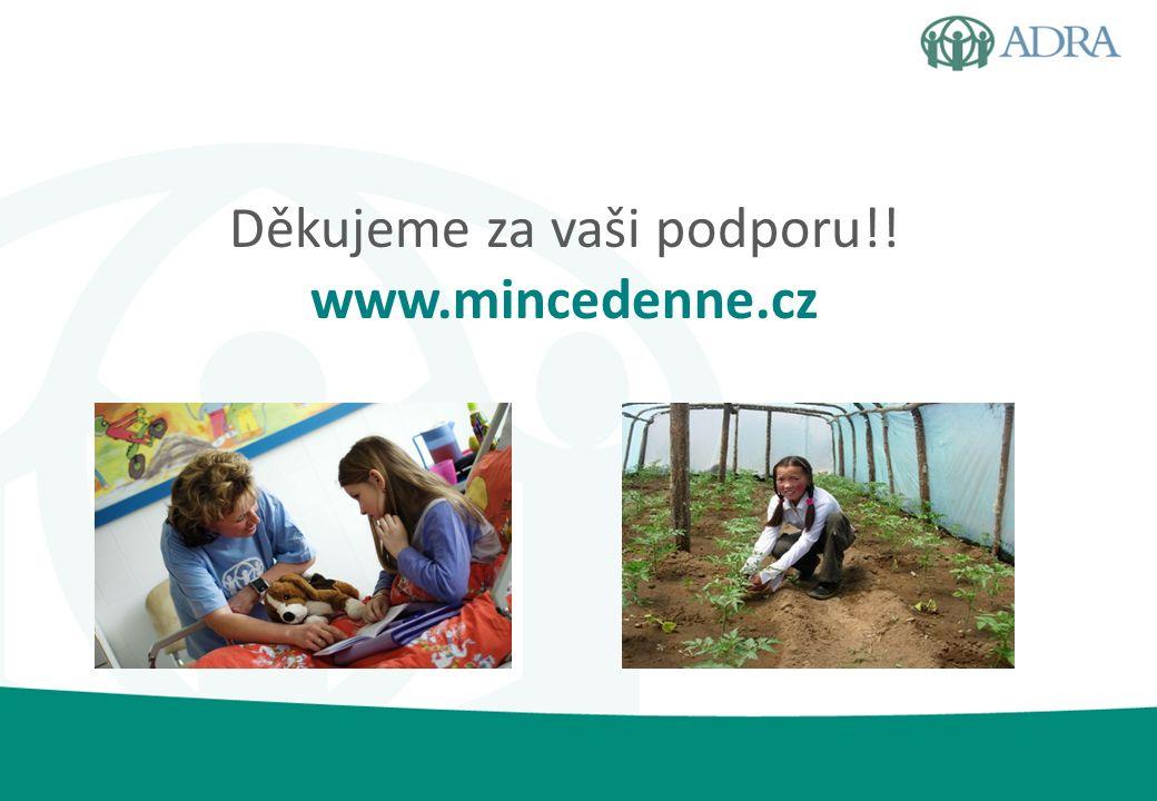Děkujeme za vaši podporu!! www.mincedenne.cz