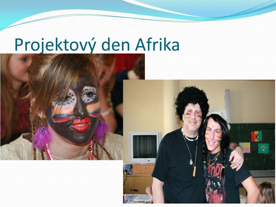 Projektový den Afrika