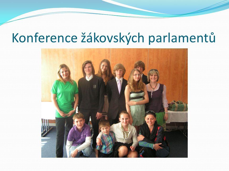 Konference žákovských parlamentů