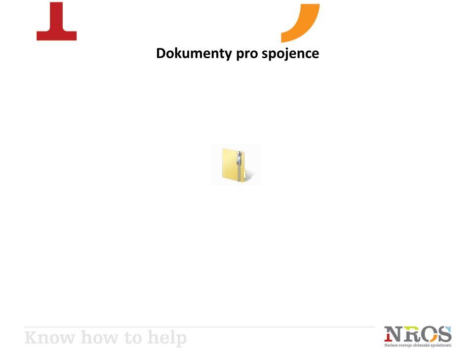 Dokumenty pro spojence