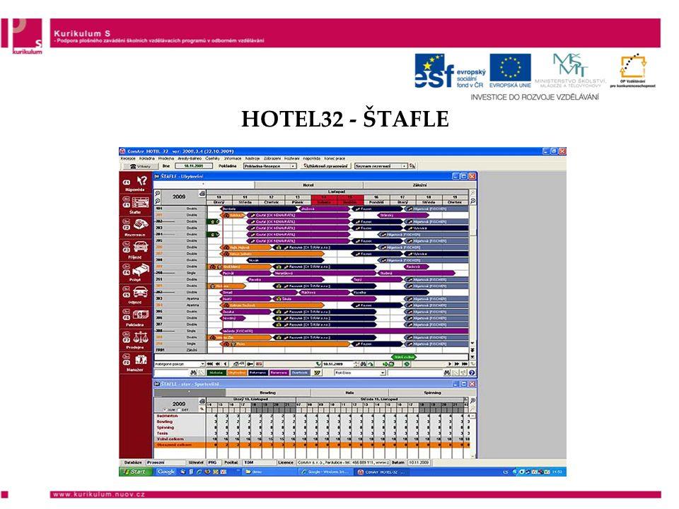 HOTEL32 - ŠTAFLE