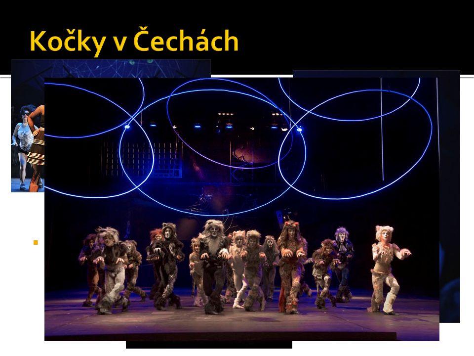  Česká verze muzikálu (Kočky) měla premiéru na podzim roku 2004 v pražském RockOpera Praha.