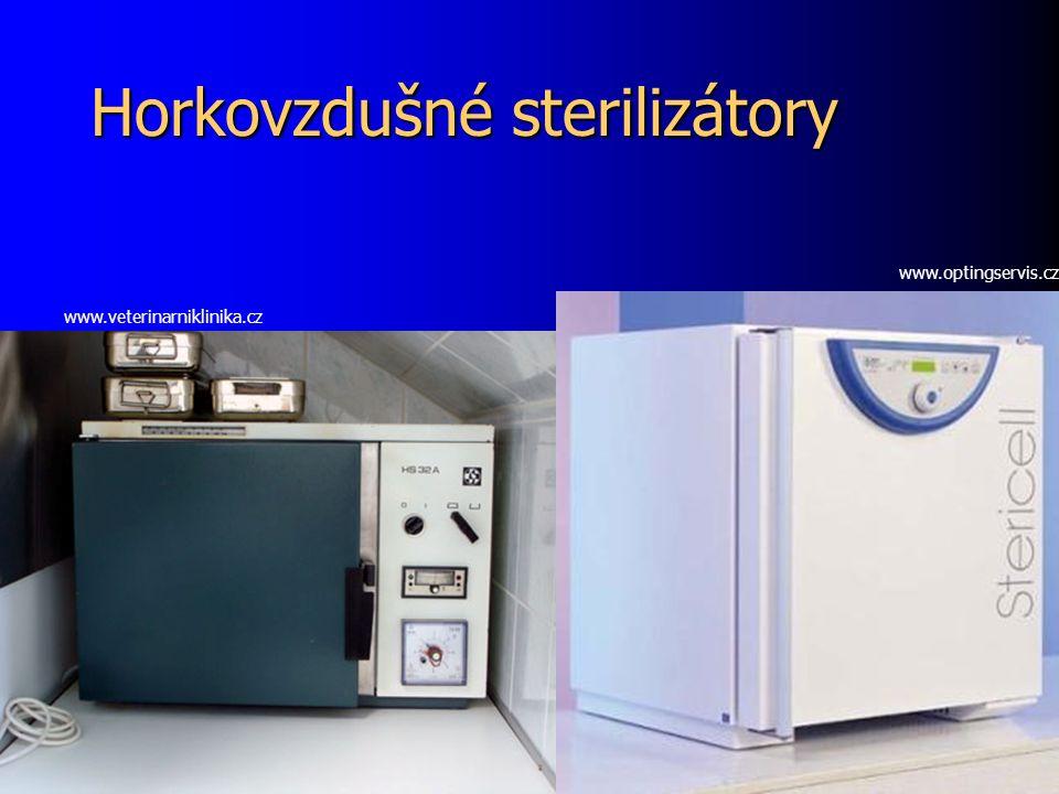 Horkovzdušné sterilizátory www.veterinarniklinika.cz www.optingservis.cz
