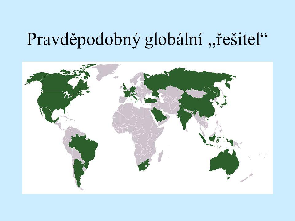 """Pravděpodobný globální """"řešitel"""""""