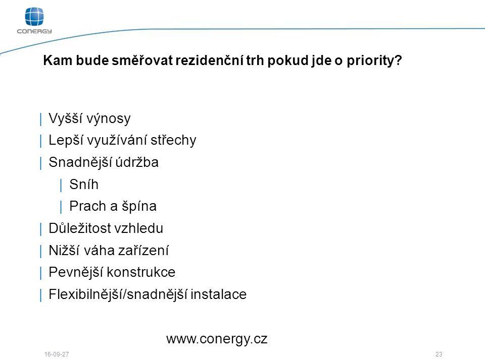 23 16-09-27 Kam bude směřovat rezidenční trh pokud jde o priority.