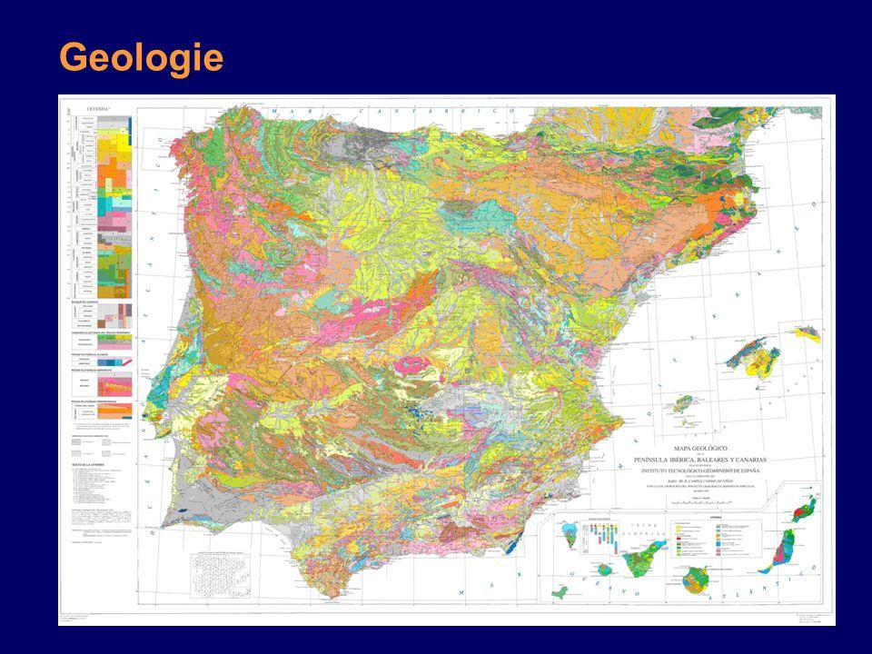 Hercynská orogeneze Geologie  prekambrijské a paleozoické horniny tvoří variské podloží  značná míra překrytí různě deformovaným mesozoikem a terciérem  hlavní výchozy: Iberský masív, Pyreneje, Betikum