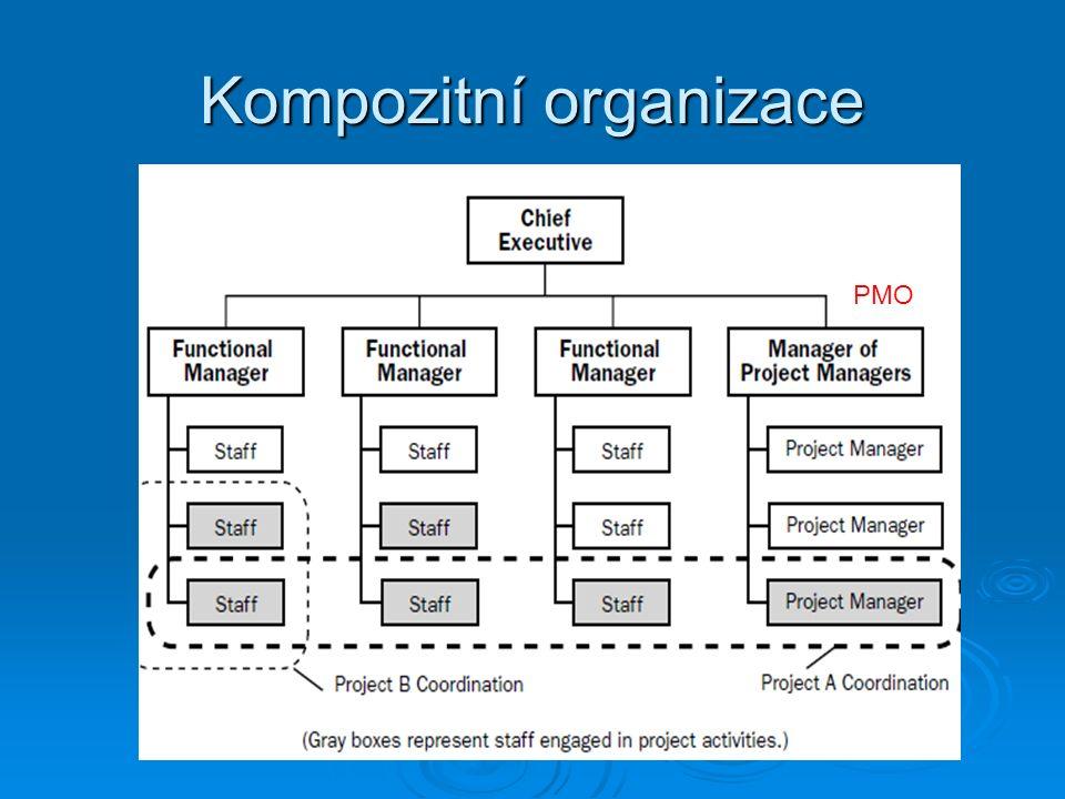 Kompozitní organizace PMO