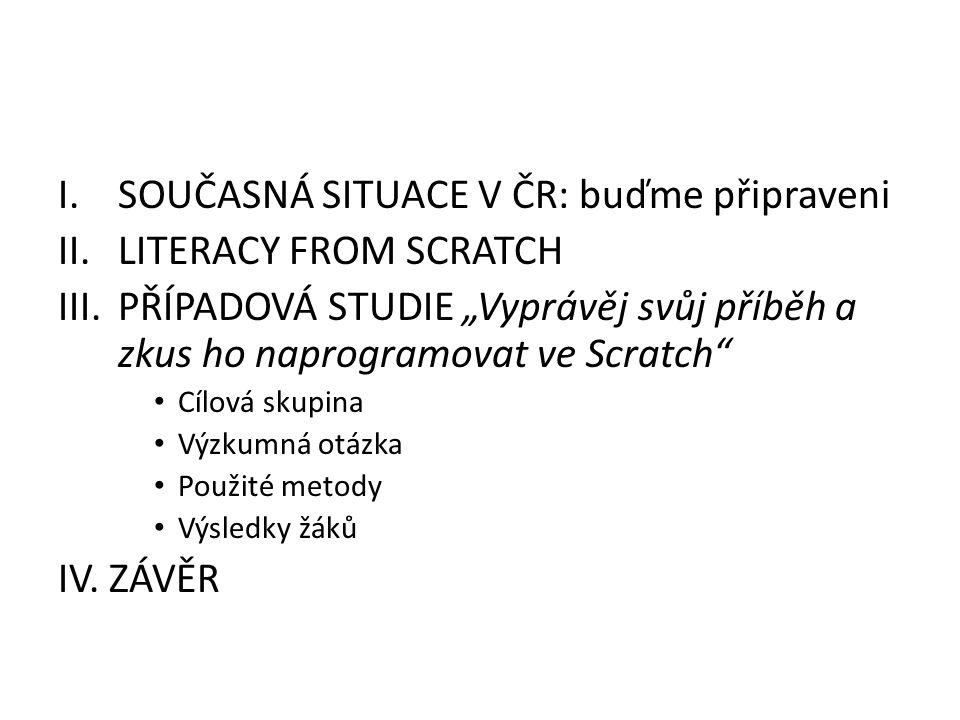 ZDROJE BRDIČKA, B.et al. (2013) STANDARDY PRO ZÁKLADNÍ VZDĚLÁVÁNÍ.