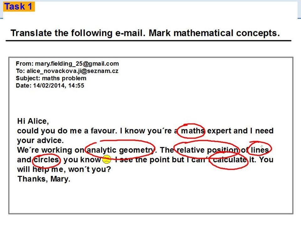 Přípravy  jak dostat AJ reálně do M (AG) .  reálná situace: e-mail – žádost o pomoc – 1.