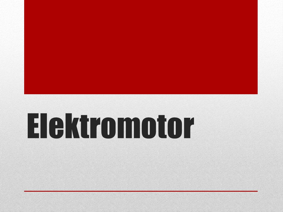Atas elektromotory Náchod a.s.
