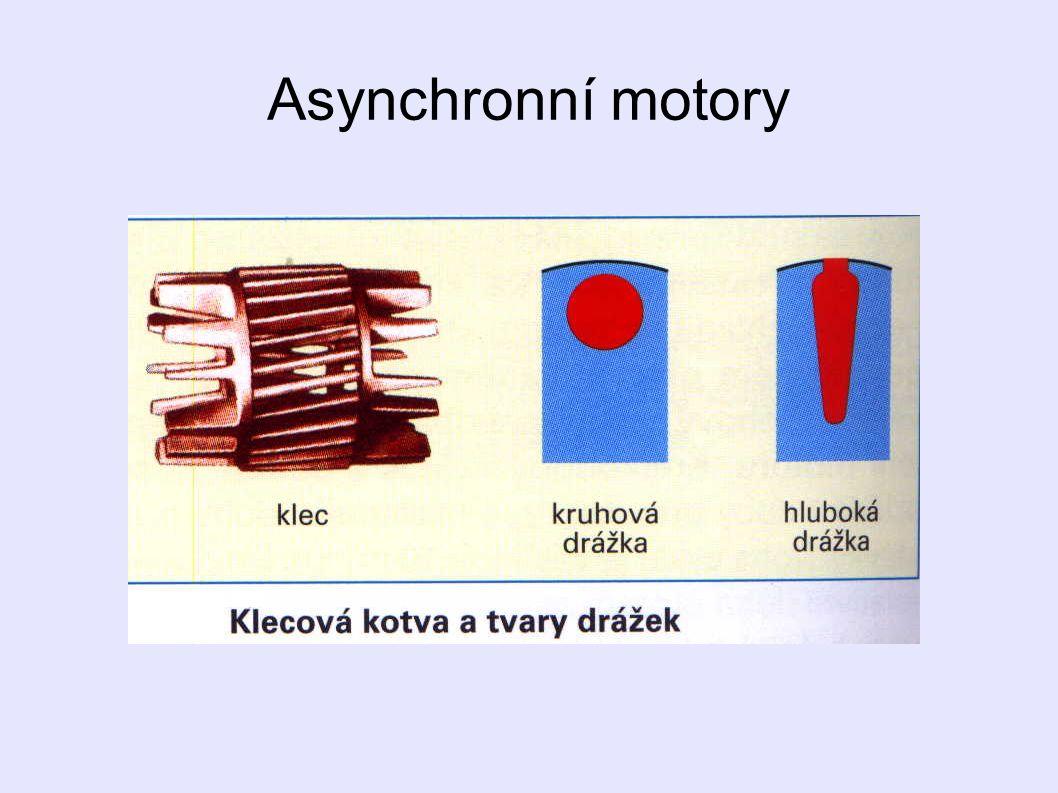 Asynchronní motory