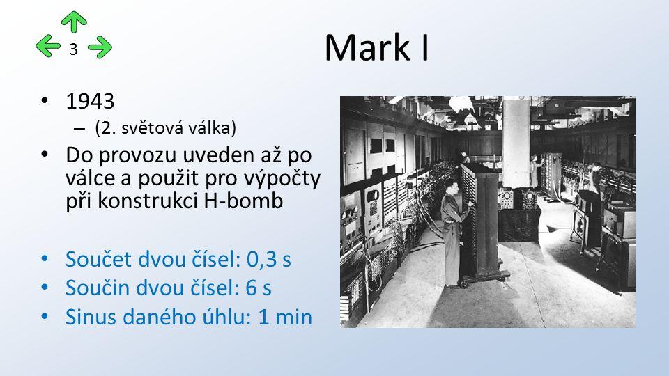 Mark I 1943 – (2.
