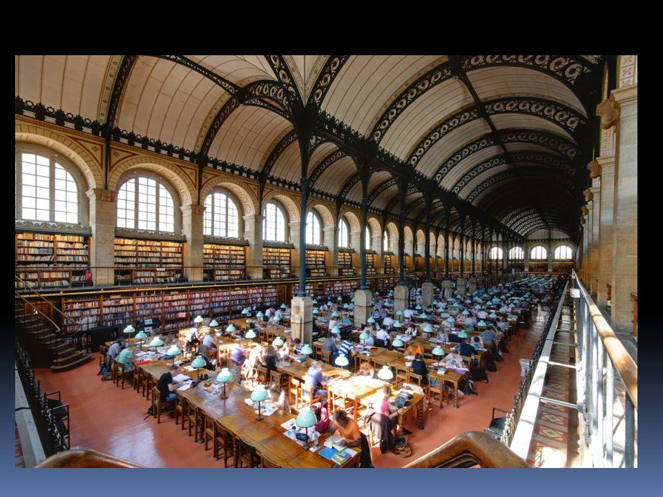 Oxford – Bodleyova knihovna