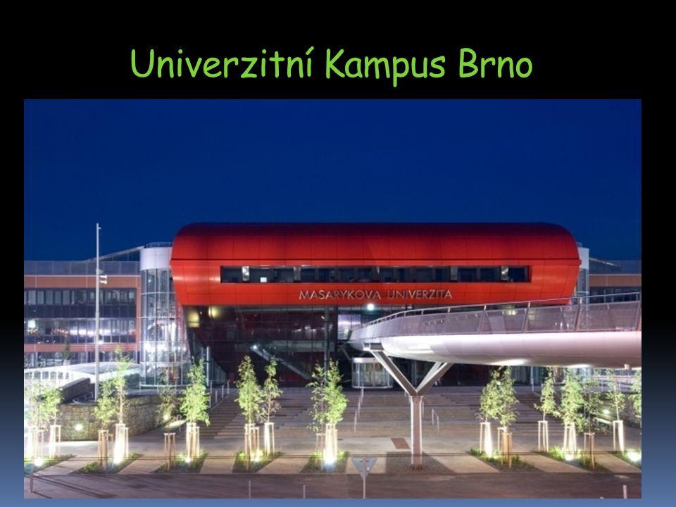 Univerzitní Kampus Brno