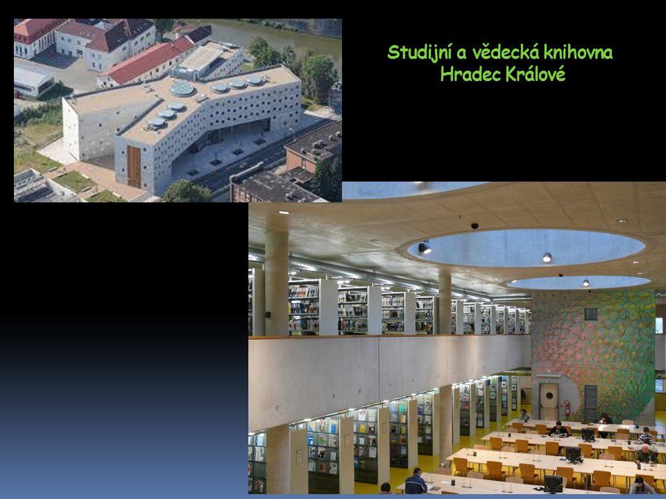Studijní a vědecká knihovna Hradec Králové