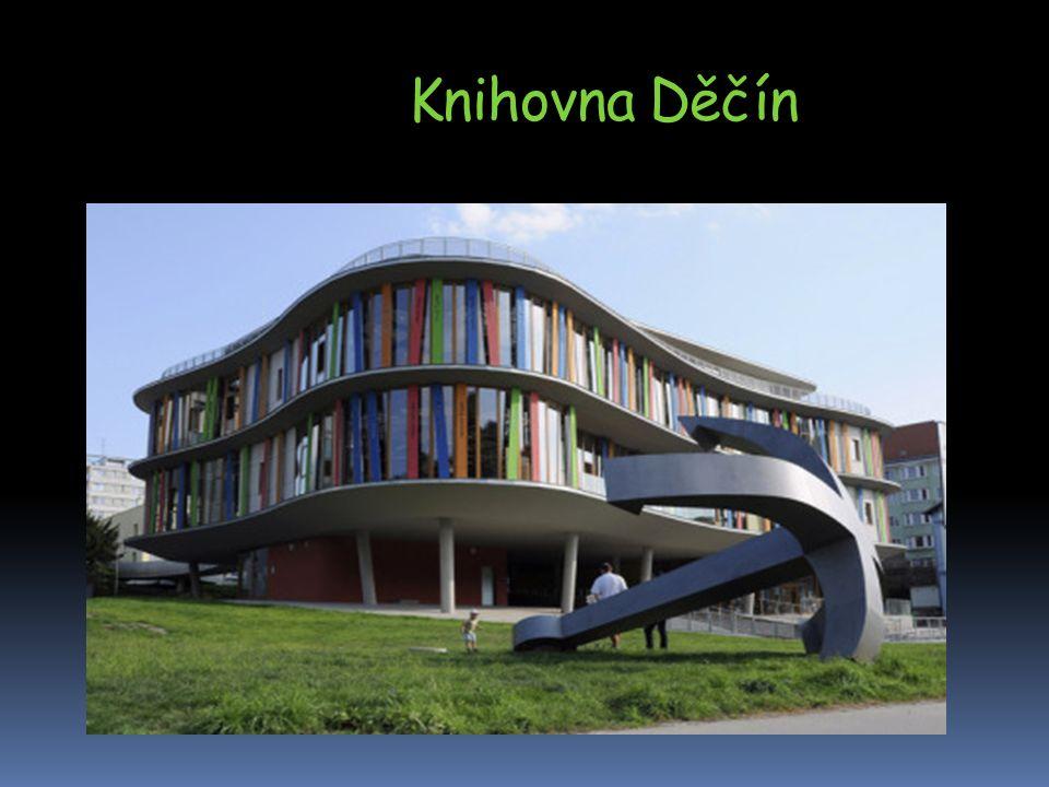 Knihovna Děčín