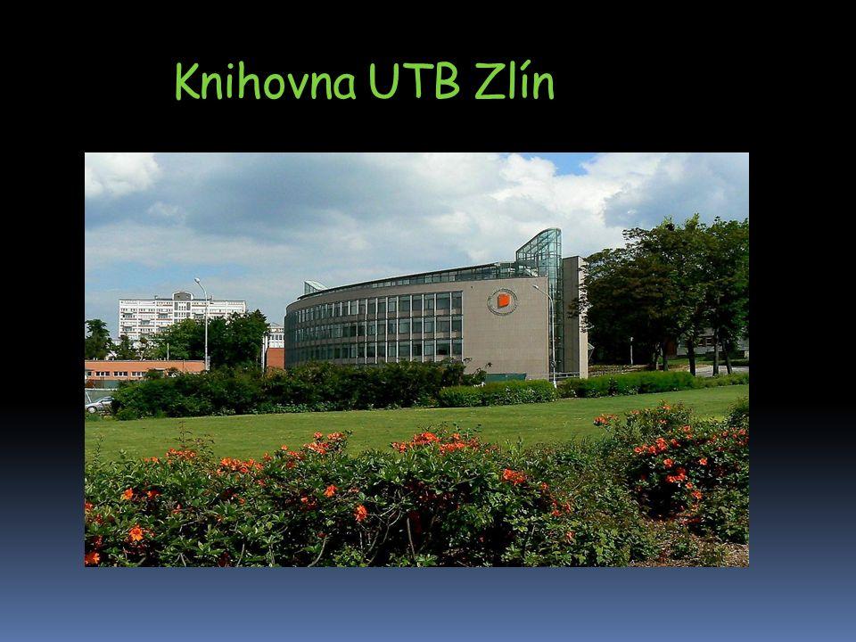 Knihovna UTB Zlín