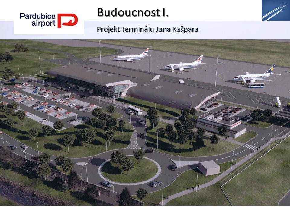 Budoucnost I. Projekt terminálu Jana Kašpara.