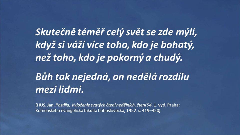 Historická scéna (1412)  Za deset let kázání změnil Hus život mnoha Pražanů.