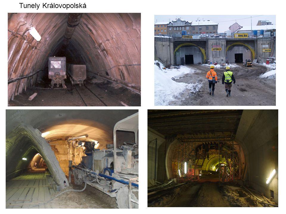 Tunely Královopolská