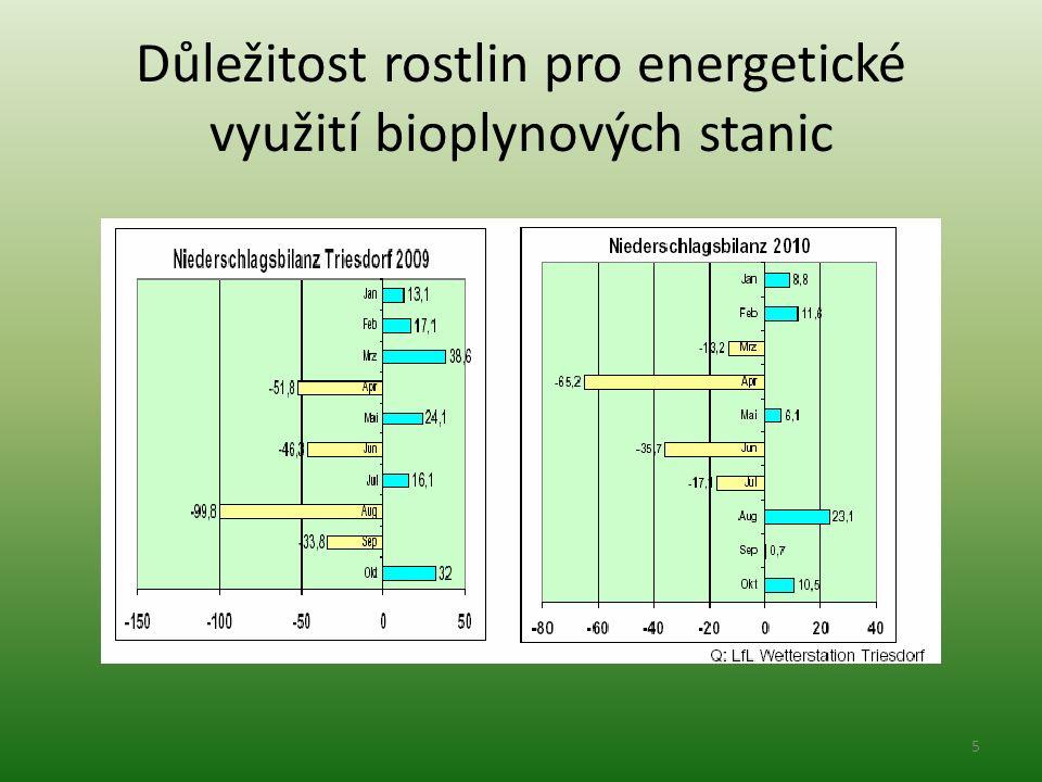 Důležitost rostlin pro energetické využití bioplynových stanic 5