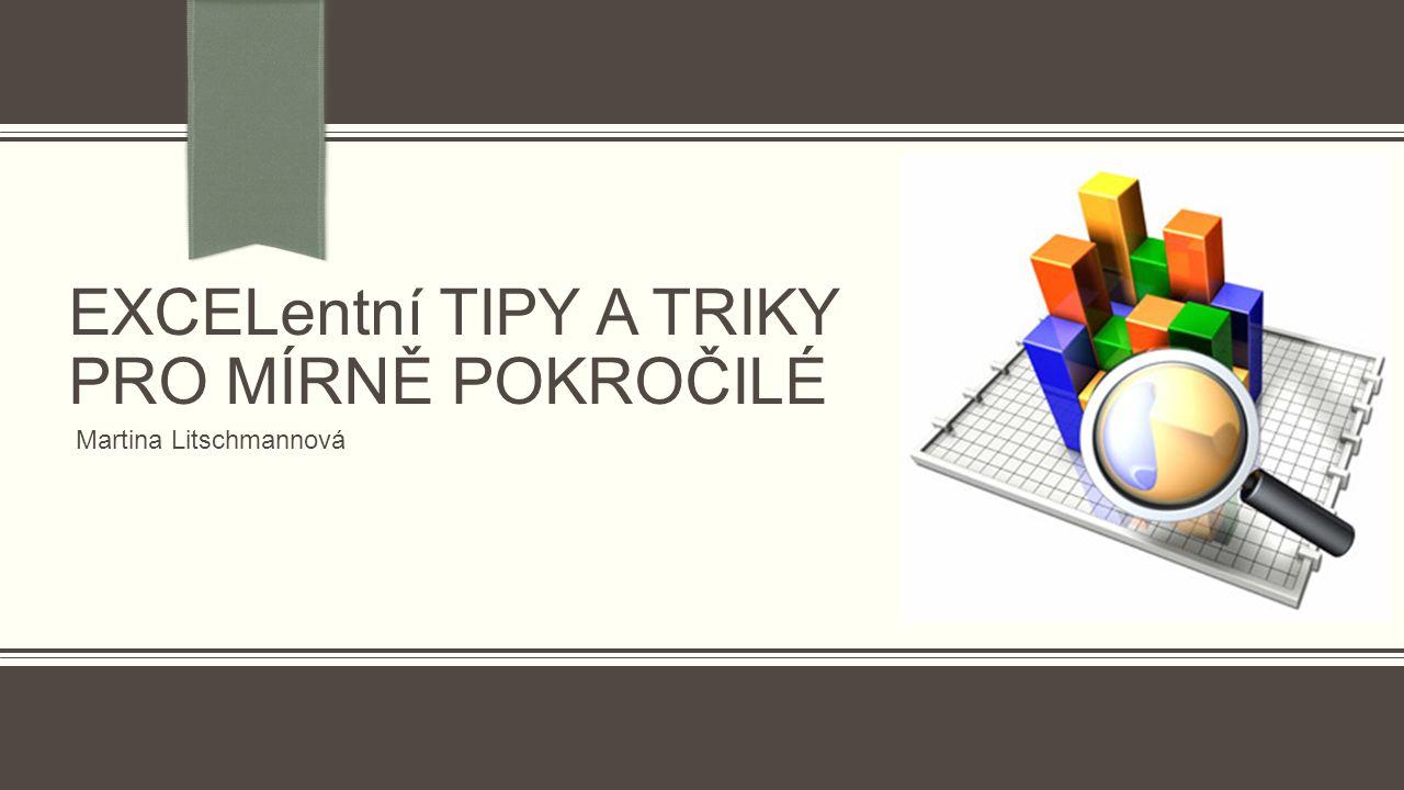 Jak zobrazit PKT v pásu karet.(Excel 2010) 2.