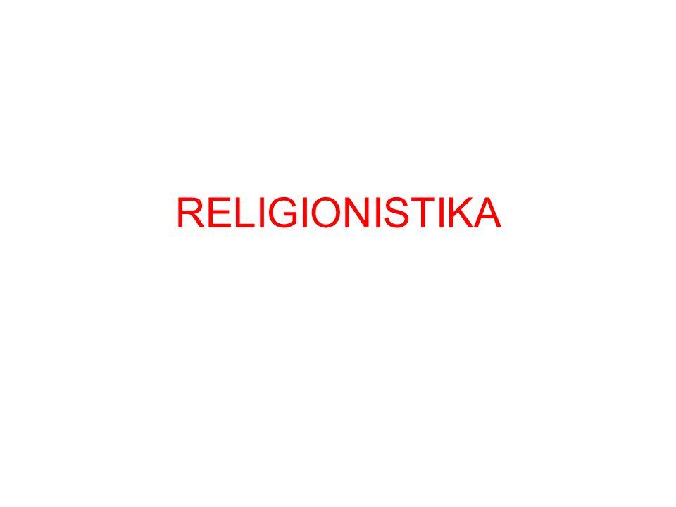 Základní pojmy teologie – nauka o bohu, bohosloví, víře (nepochybuje o existenci boha) religionistika – věda, která zkoumá náboženství jako významný socio-kulturní fenomén religio – soubor symbolů, rytů souvisí se státním kultem x Židé pojem eusebea = zbožnost náboženství – pojem vzniklý v 17.