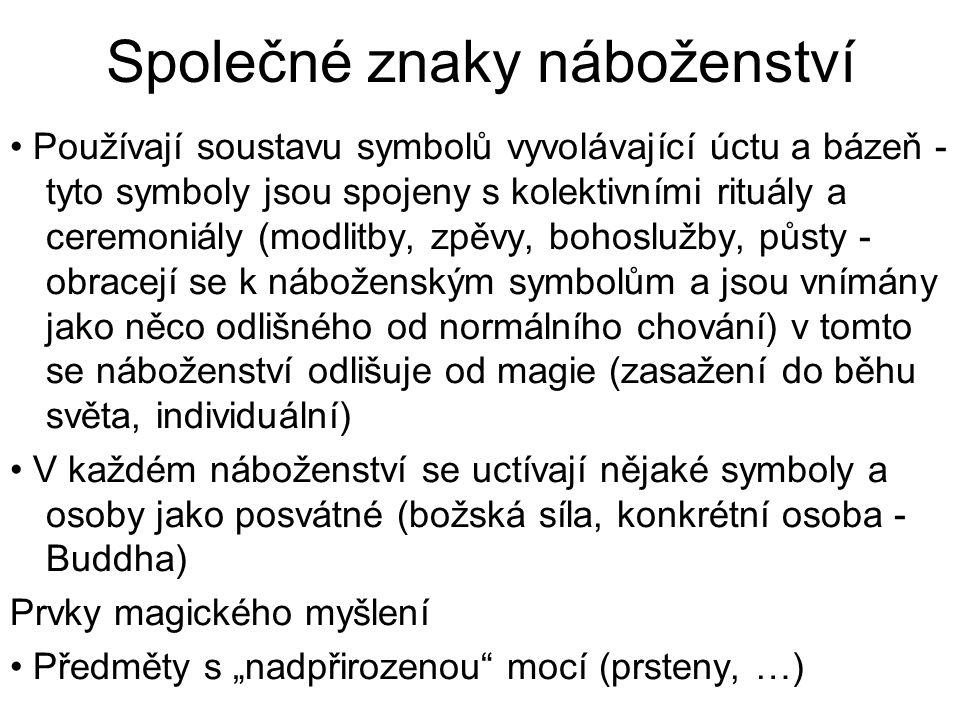 Náboženství kmenů/bonus slovo Prof.PhDr. Tomáše Halíka, Th.D.