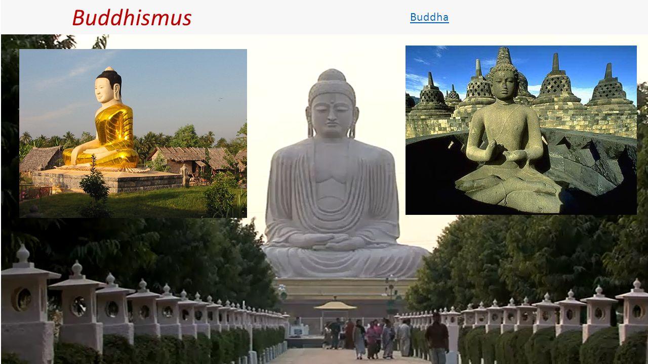 Buddhismus Buddha
