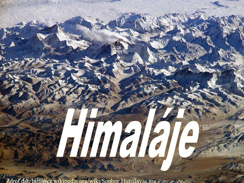 Himaláje, jakožto nejvyšší pohoří světa je součástí mladých alpidních pohoří euroasijského kontinentu Se svou délkou 2400 km a šířkou 180-320 km geograficky zasahují na území Číny, Nepálu, Bhútanu, Indie a Pákistánu V rámci Alpsko-Himálajské soustavy euroasijského horstva tvoří individualizovaný segment, který vznikl za zvláštních podmínek, o kterých se zmíním dále