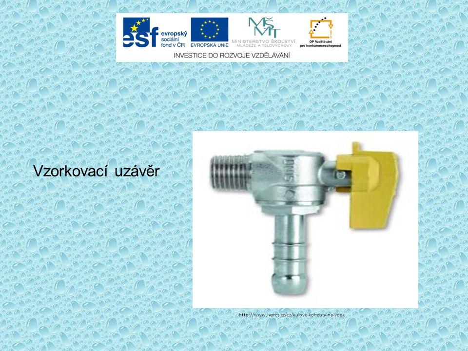 Vzorkovací uzávěr http://www.ivarcs.cz/cz/kulove-kohouty-na-vodu