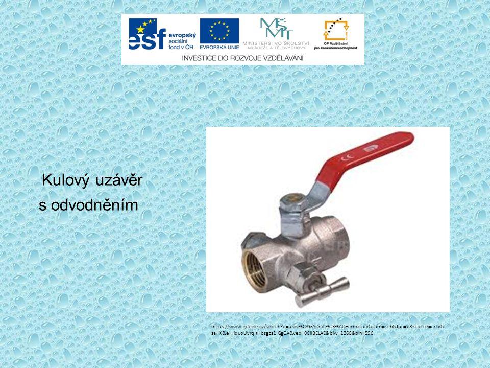 Kulo vý uzávěr http://www.ivarcs.cz/cz/kulove-kohouty-na-vodu