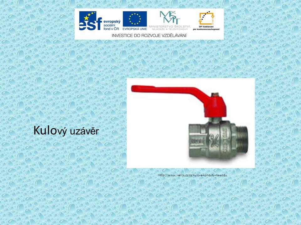 Kulový uzávěr se šroubením http://www.ivarcs.cz/cz/kulove-kohouty-na-vodu