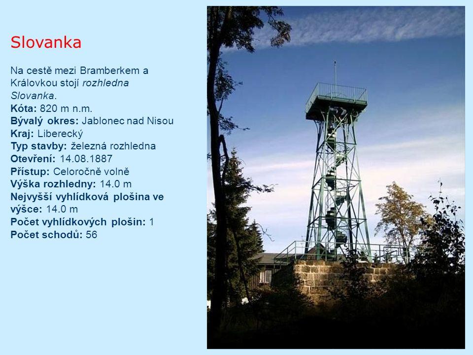 Kleť Nejstarší zachovalá rozhledna Tato kamenná novogotická věž se honosí titulem nejstarší rozhledny u nás.
