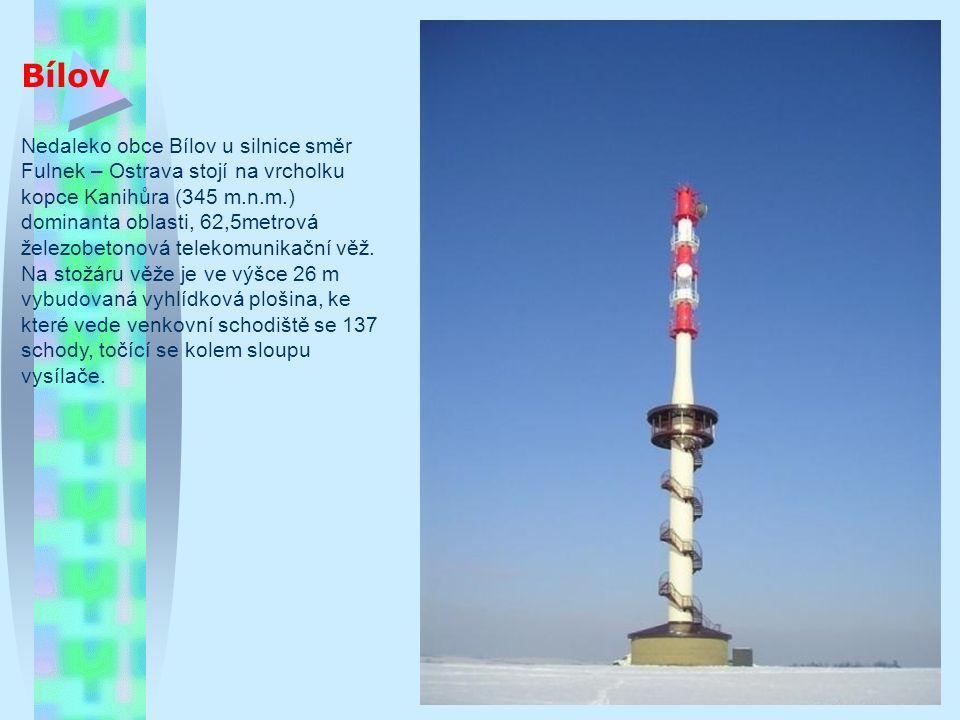 Andrlův Chlum 559 m vysoký kopec, vypínající se nad Ústím nad Orlicí typ stavby - kovová rozhledna vznik - 1996 přístup - otevřeno je od března do října Út - Ne 10:00-17:00, jinak pouze o víkendech výška vyhlídkové plošiny - 34 m počet schodů - 183