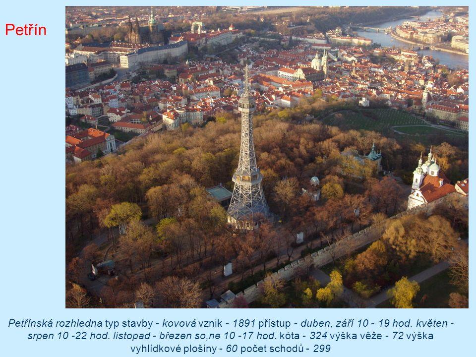 Žižkov Žižkovská televizní věž vysoká 216 m je nejen nejvyšší stavbou Prahy, ale i nejvyšší vyhlídkovou plošinou u nás.