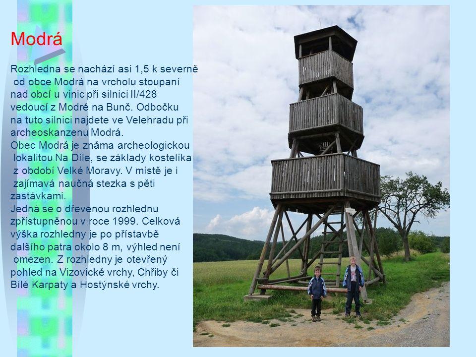 Kozákov Typ/materiál: železná rozhledna; Lokalita: vrch Kozákov, cca 10km západně od Semil; GPS: 50°35 39.329 N, 15°15 47.534 E; Nadmořská výška: 743m; Okres: Semily; Období výstavby: květen až listopad 1994; Oficiální zpřístupnění: 22.
