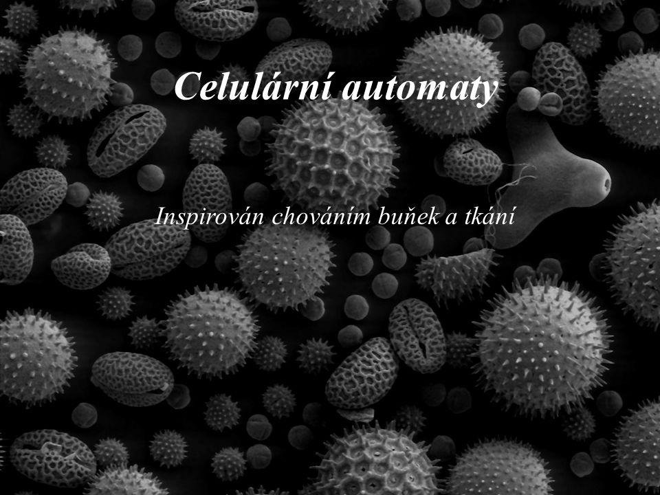 Inspirován chováním buňek a tkání