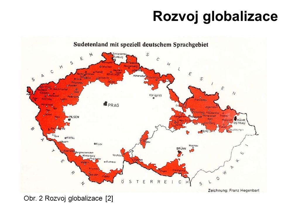 Globalizace Souvislosti a negativa globalizace