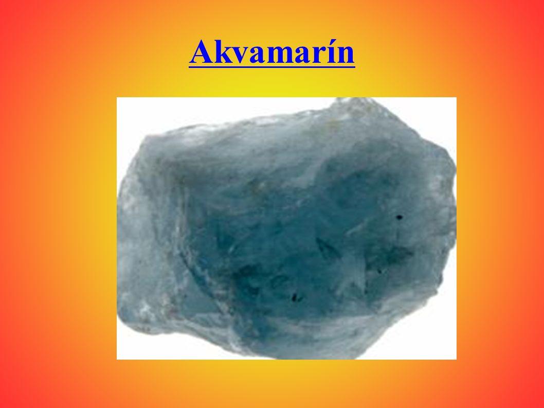 Akvamarín