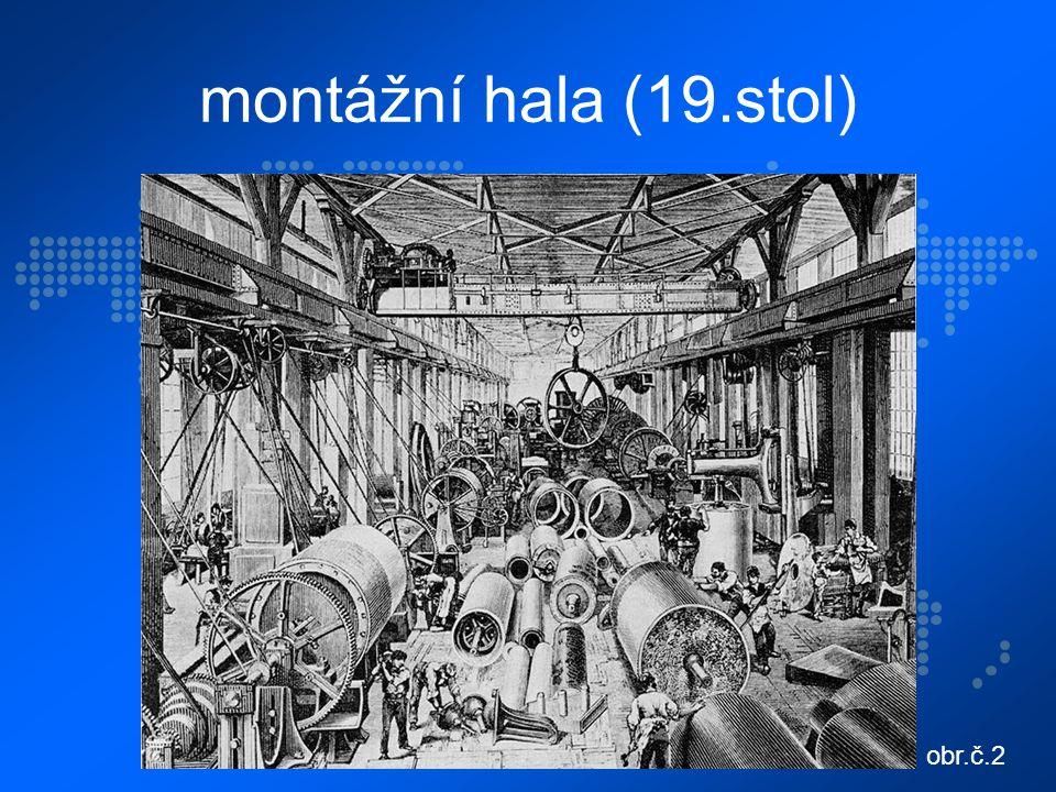 montážní hala (2.pol. 20. stol.) obr.č.3