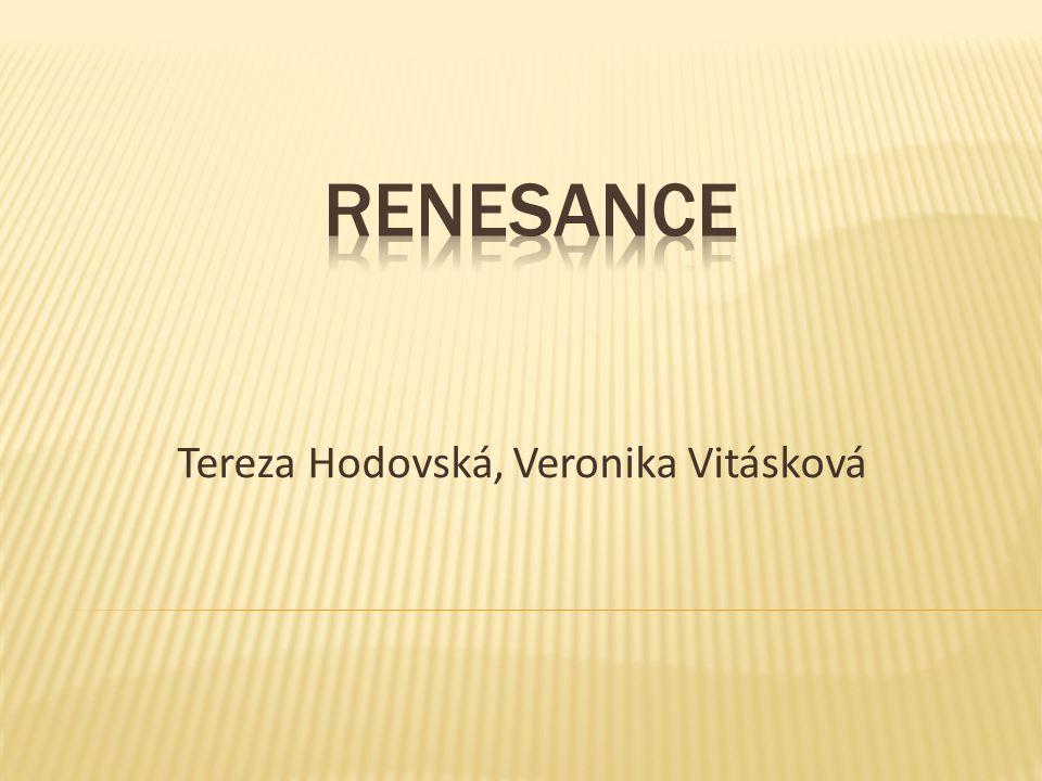Tereza Hodovská, Veronika Vitásková