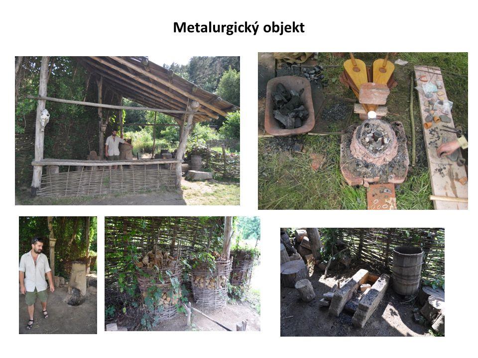 Metalurgický objekt