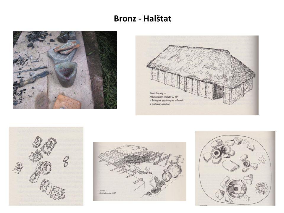 Bronz - Halštat