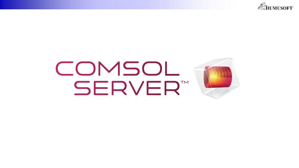Co je to COSMOL Server.Výpočtář Potřebujem e v modelu změnit 5 parametrů....