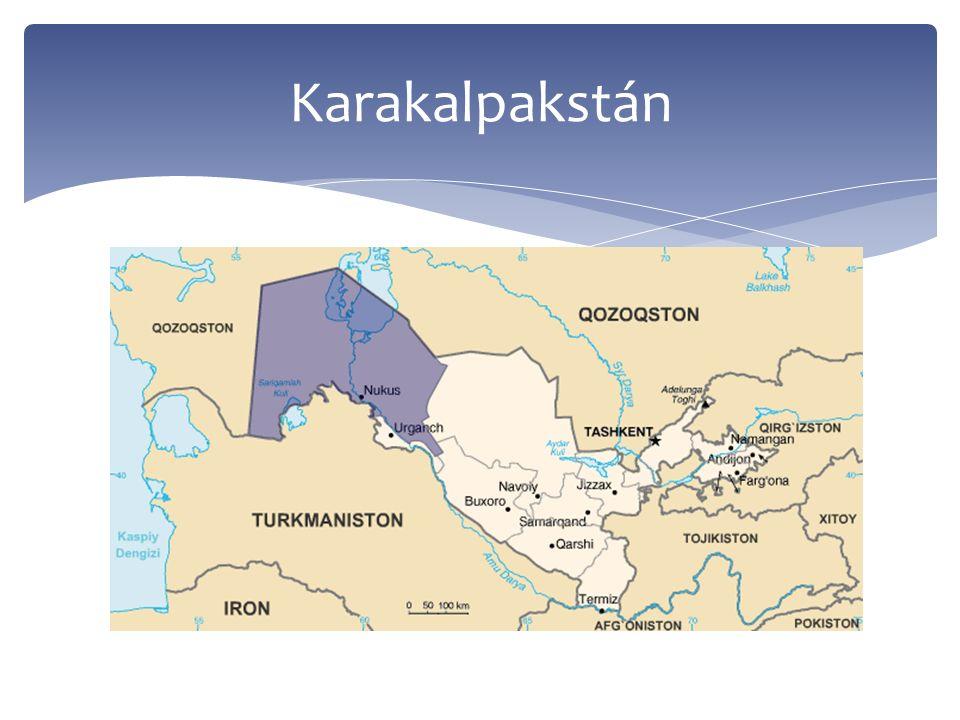 Karakalpakstán