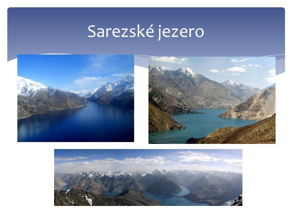 Sarezské jezero