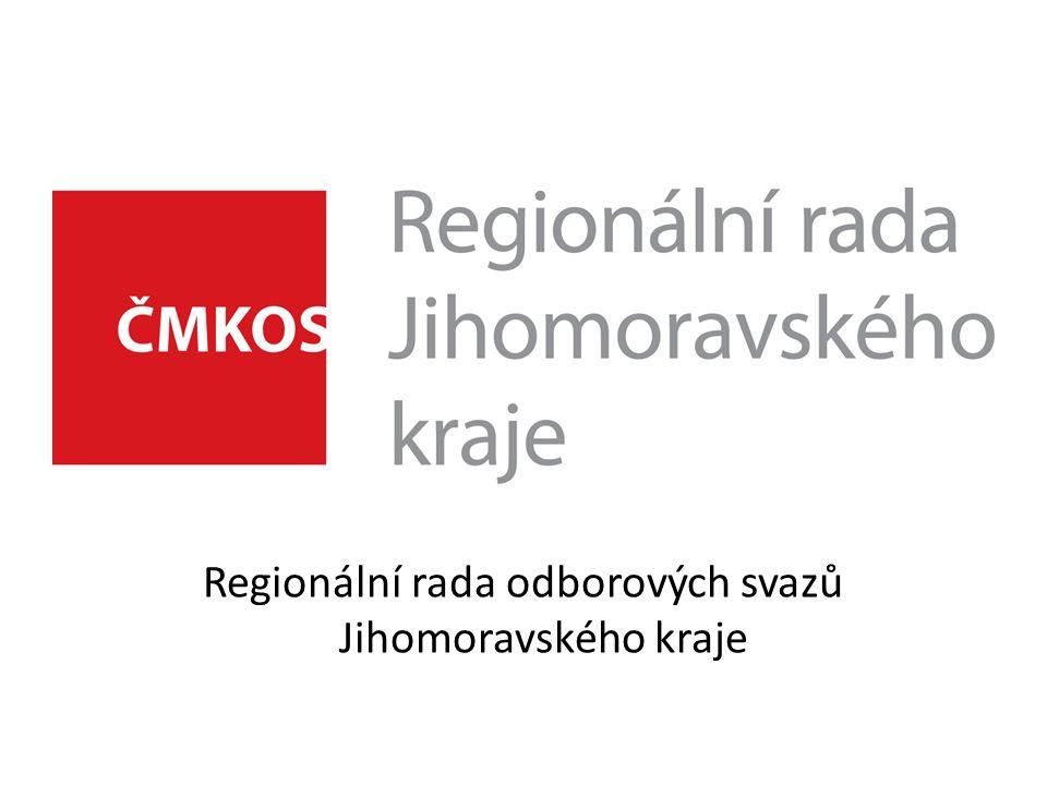Regionální rada odborových svazů Jihomoravského kraje